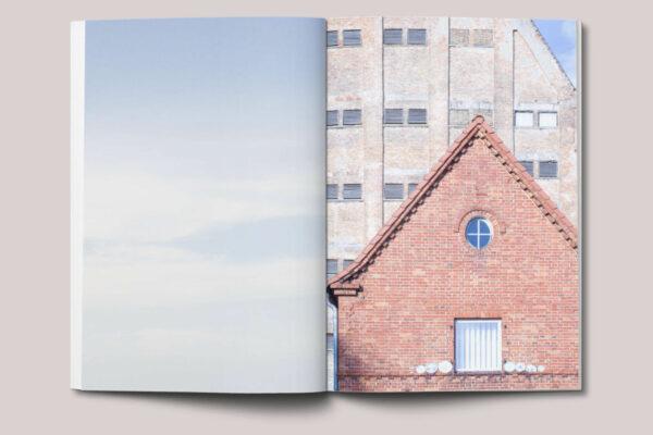 Fotobuch Stralsund / Farbfragmente, Himmel und Backsteinarchitektur