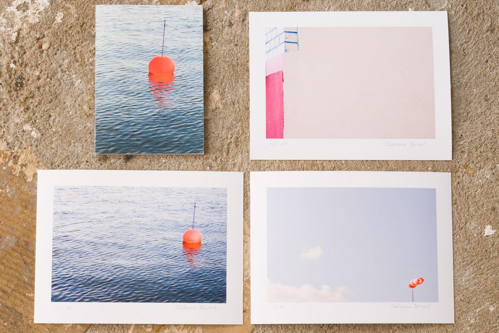 Stralsund / Farbfragmente ©Stéphanie Boisset